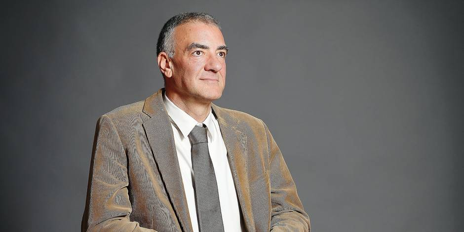 """Alain Vanalderweireldt, président de l'association belge des pilotes: """"On aimerait un arbitrage de l'Etat pour Ryanair"""" ..."""