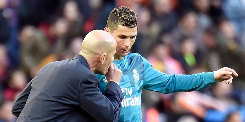 Sans autre possibilité de trophée, la Champions League est vitale pour le Real Madrid - La Libre