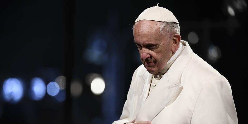 Édito: François, un pape serein dans les tempêtes - La Libre