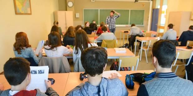 Plus de 7.000 enseignants nommés ne donnent plus cours - La Libre