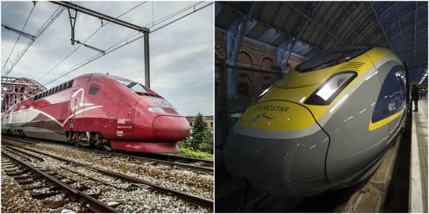 Grève SNCF: quel impact sur le réseau international passant en Belgique? - La Libre