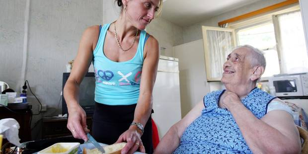 La chance de la Wallonie, ce sont les aides familiales (OPINION) - La Libre