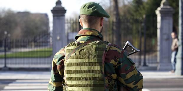 Métiers pénibles: les militaires sont mécontents et réclament une pension à 58 ans - La Libre
