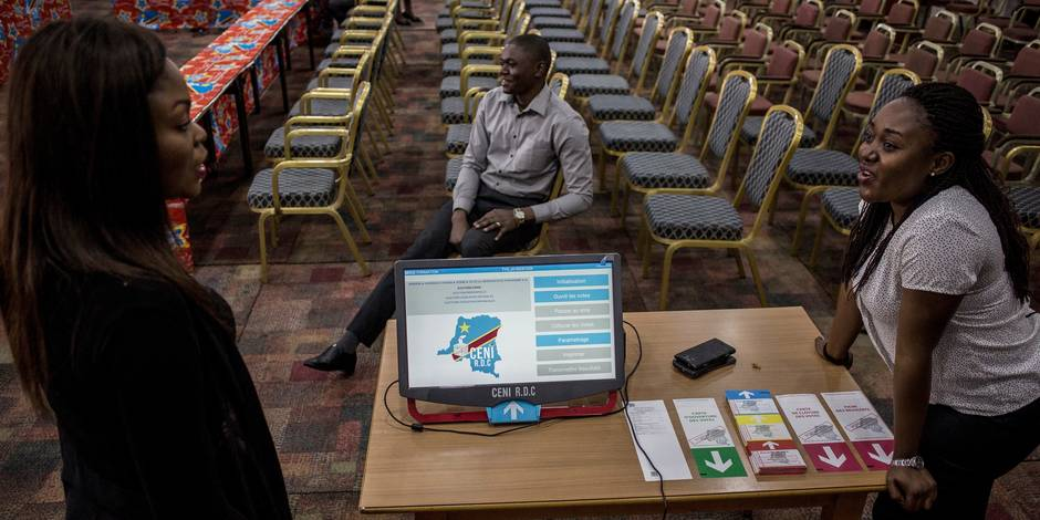 En RDC, la machine à voter imposée malgré les désaveux