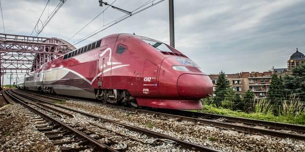 Grèves en France : quelques Thalys et Eurostar annulés, trafic ferroviaire perturbé entre Tournai et Lille - La Libre