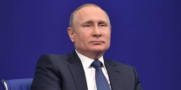 Ex-espion empoisonné: la Russie expulse un diplomate belge - La Libre