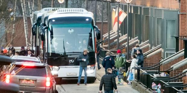 Ex-espion empoisonné: départ des diplomates américains expulsés par la Russie - La Libre
