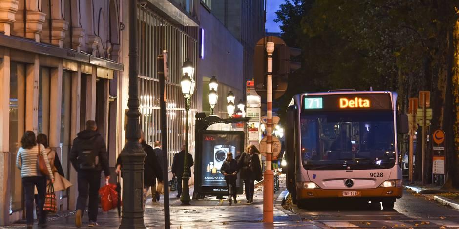 Bruxelles: Une dizaine de chauffeurs de la Stib intoxiqués
