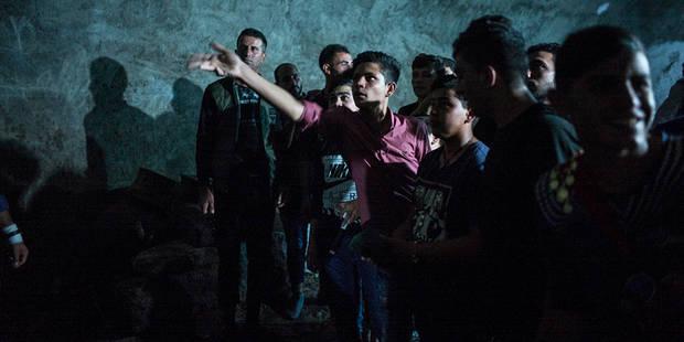 Reportage au coeur de Lalesh, le sanctuaire des Yézidis - La Libre