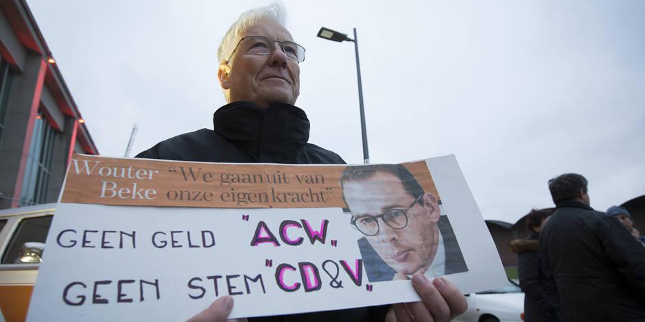 """""""Une partie des coopérateurs d'Arco ne votent déjà plus pour le CD&V"""" (ENTRETIEN)"""