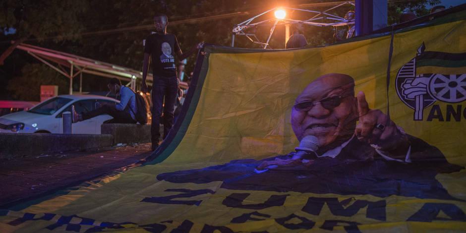 AfSud-Zuma va comparaître devant la justice pour corruption