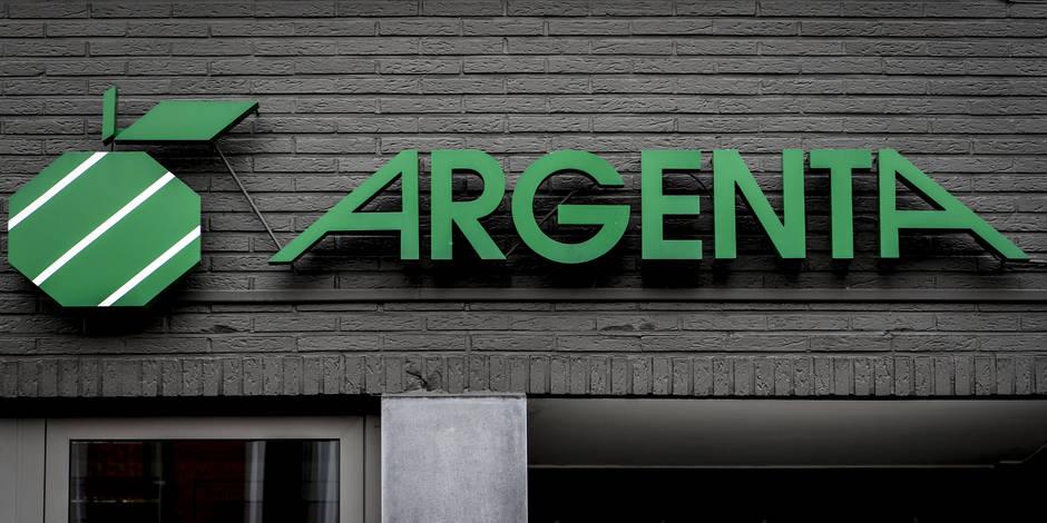 L'app Argenta à nouveau disponible, pas la banque en ligne