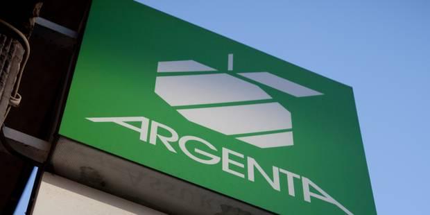 Les problèmes techniques sont résolus chez Argenta - La Libre