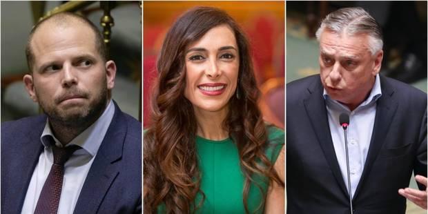 Vives réactions du monde politique flamand au programme du parti Islam - La Libre