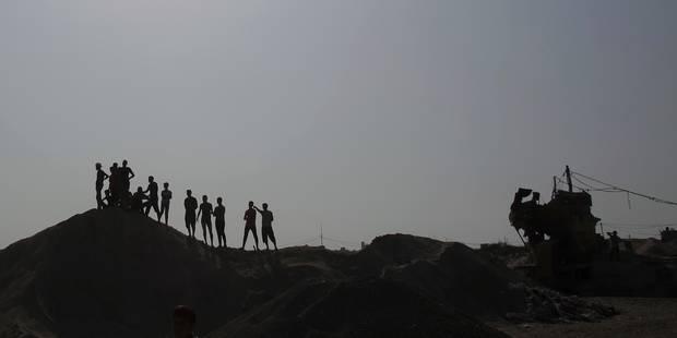 Heurts à la frontière Gaza-Israël, sept Palestiniens tués - La Libre