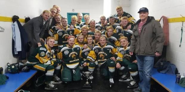 Canada: 14 morts dans un accident entre un car de jeunes hockeyeurs et un camion - La Libre