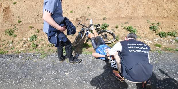 Paris-Roubaix: le Belge Michael Goolaerts est décédé après une chute et un arrêt cardiaque - La Libre