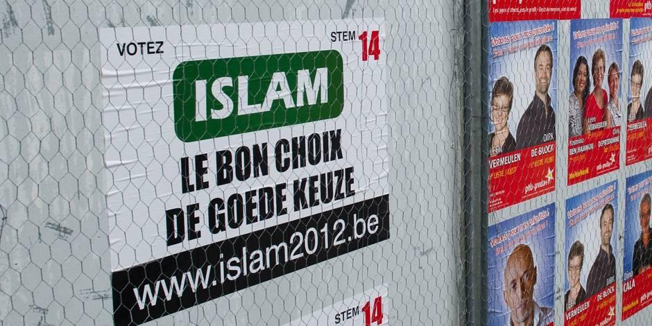 Edito: faut-il interdire le parti Islam? - La Libre