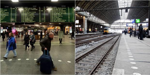 Le trajet Bruxelles-Amsterdam se fait dorénavant en 30 minutes de moins - La Libre
