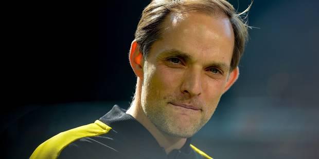 Thomas Tuchel aurait un accord pour un contrat de 2 ans avec le PSG - La Libre