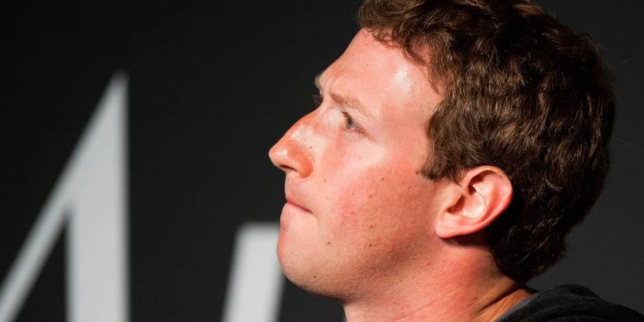 """Scandale Facebook: Zuckerberg va s'excuser devant le Congrès américain: """"Je suis désolé, c'était mon erreur"""""""