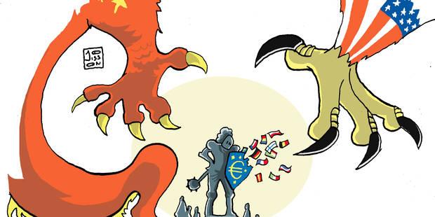 Pour un euro solidaire et stratégique (OPINION) - La Libre
