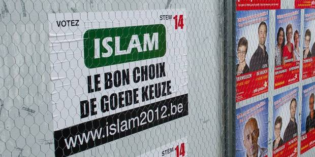 Les initiatives se multiplient pour empêcher Islam de se présenter et faire campagne - La Libre