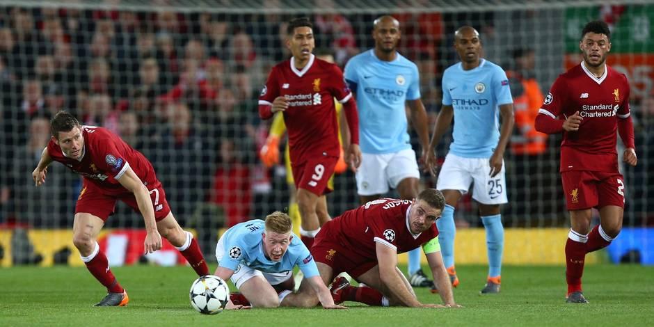 Pourquoi Manchester City peut réaliser sa remontada contre Liverpool - La Libre