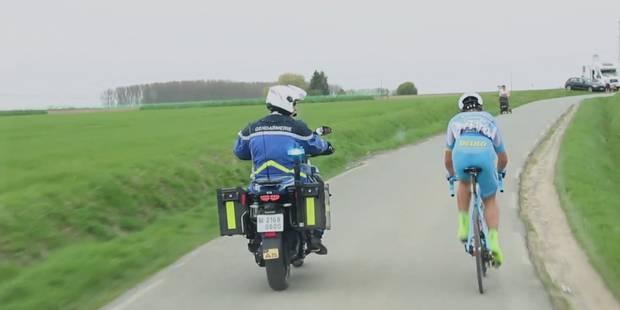 Evaldas Siskevicius, le héros de Paris-Roubaix qui ne voulait pas abandonner (VIDEO) - La Libre