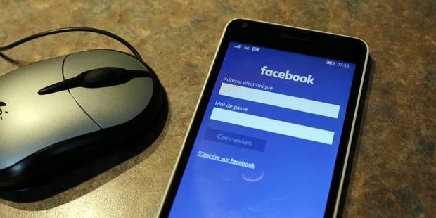 Scandale Facebook: des messages privés ont aussi été collectés - La Libre