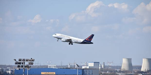 Brussels Airlines signe une croissance à deux chiffres au mois de mars - La Libre