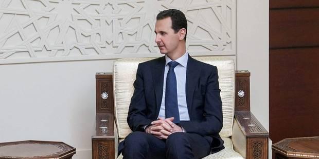 La Syrie présidera la conférence du désarmement de l'ONU malgré les soupçons d'utilisation d'armes chimiques - La Libre