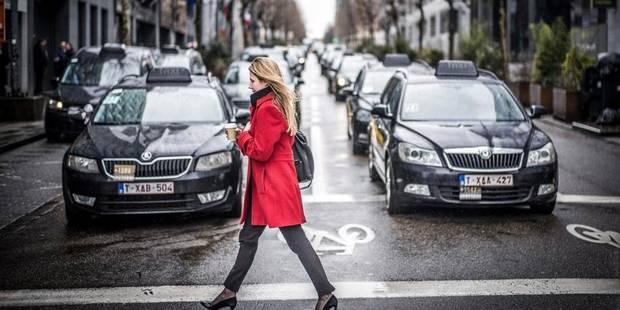 Mes amis taximen, cessez de bloquer la ville (OPINION) - La Libre