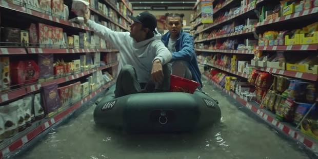 Voici le nouveau clip d'Orelsan et Stromae, tourné en partie à Bruxelles - La Libre