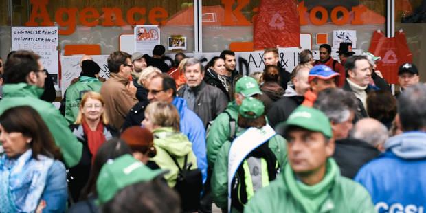 La CSC appelle à la grève dans les services publics le 30 avril - La Libre