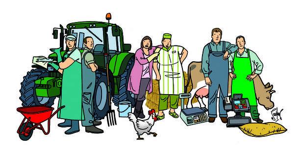 Pour que la Belgique cultive les droits des paysans à l'Onu (OPINION) - La Libre