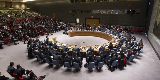 Frappes en Syrie: La Russie convoque une réunion d'urgence du Conseil de sécurité de l'ONU - La Libre