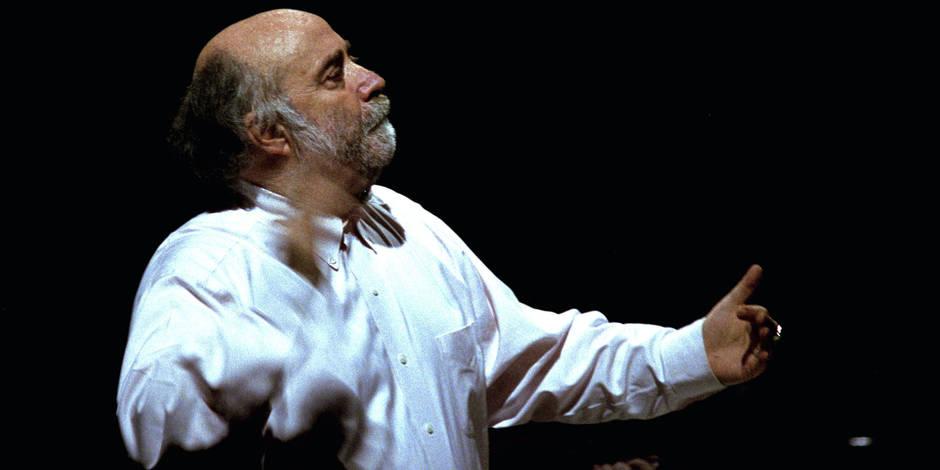 Décès du chef d'orchestre Jean-Claude Malgoire - La Libre