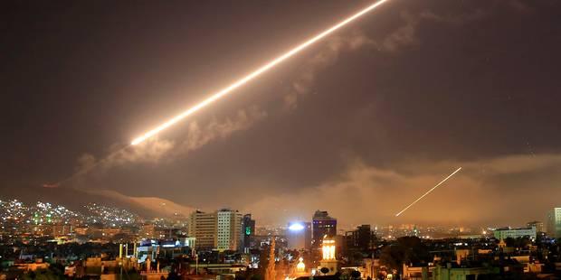 """Conflit en Syrie: les Etats-Unis sont prêts à """"dégainer"""" de nouveau - La Libre"""