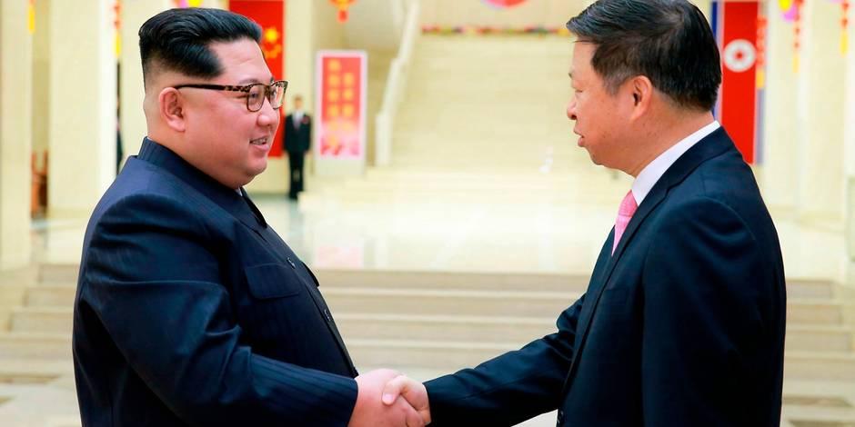 Tensions avec la Corée du Nord: Kim Jong Un appelle à renforcer les liens avec la Chine