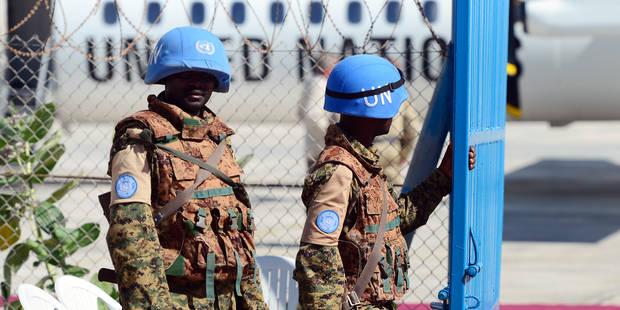 Attaque sans précédent au Mali: un Casque bleu tué, au moins une vingtaine de blessés - La Libre