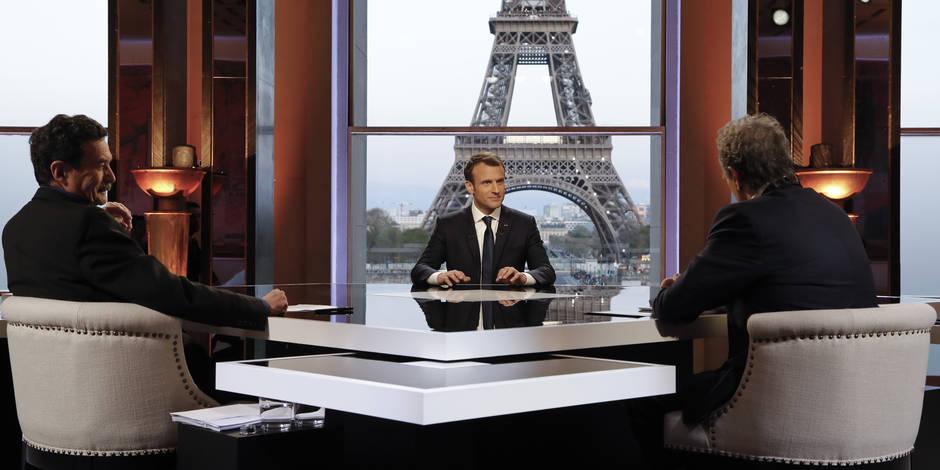 Syrie : les États-Unis démentent l'annonce d'Emmanuel Macron