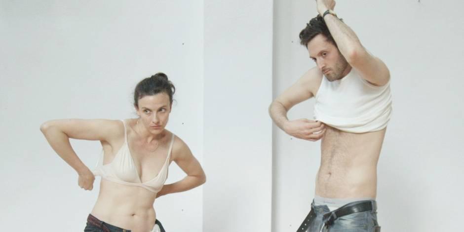 Fabrice Samyn marie le souffle, le corps et l'art