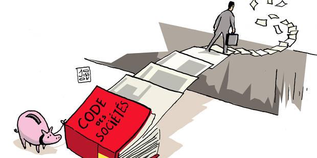 Réforme des droits des sociétés ou le risque illimité (OPINION) - La Libre
