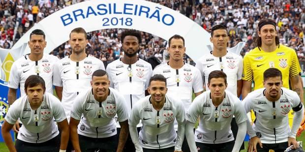 Comment savoir si les joueurs de football transpirent assez? Un club brésilien a la solution! - La Libre