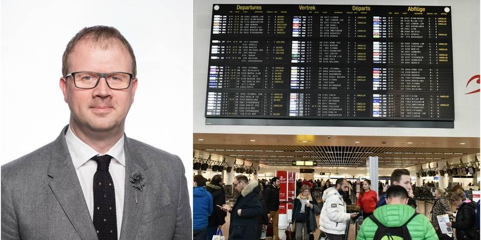 La surveillance accrue des passagers belges, une dérive sécuritaire (OPINION) - La Libre