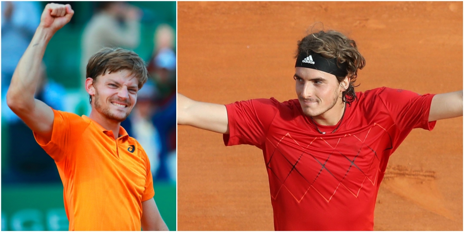 David Goffin s'incline en quarts devant Grigor Dimitrov