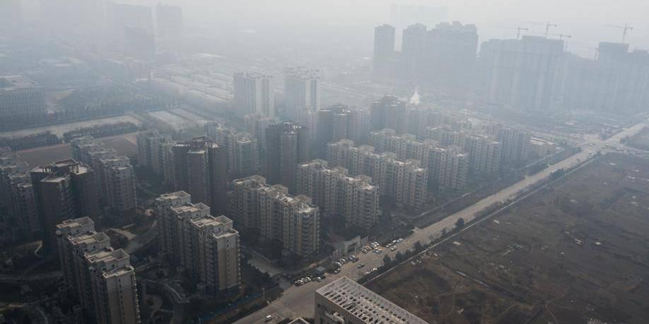 6,7 millions de décès dus à la qualité de l'air dans le monde
