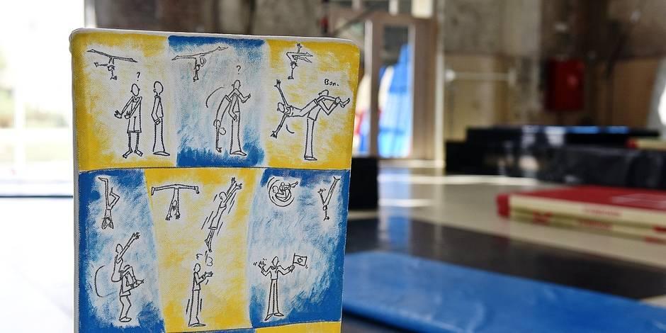 L'Ecole supérieure du cirque jongle dans un nouvel écrin - La Libre