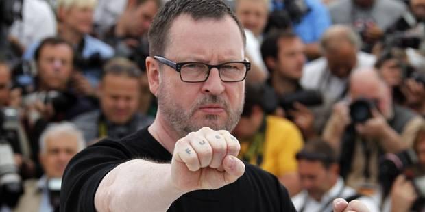 Le retour du sulfureux réalisateur Lars Von Trier au Festival de Cannes - La Libre